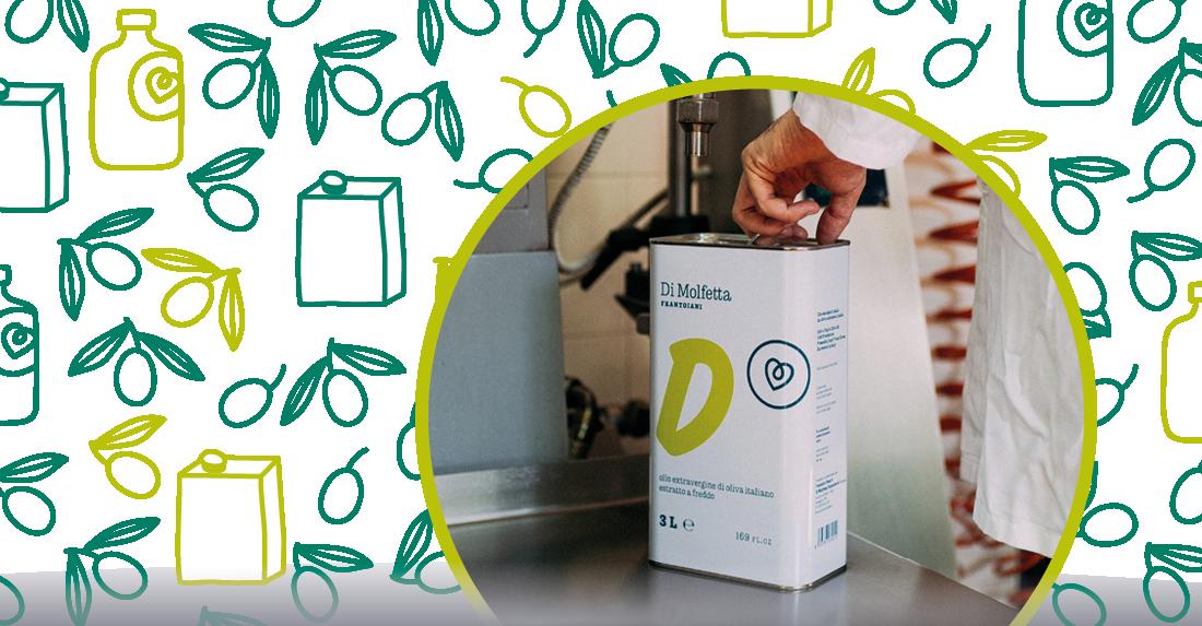 come si conservare un olio extravergine di oliva