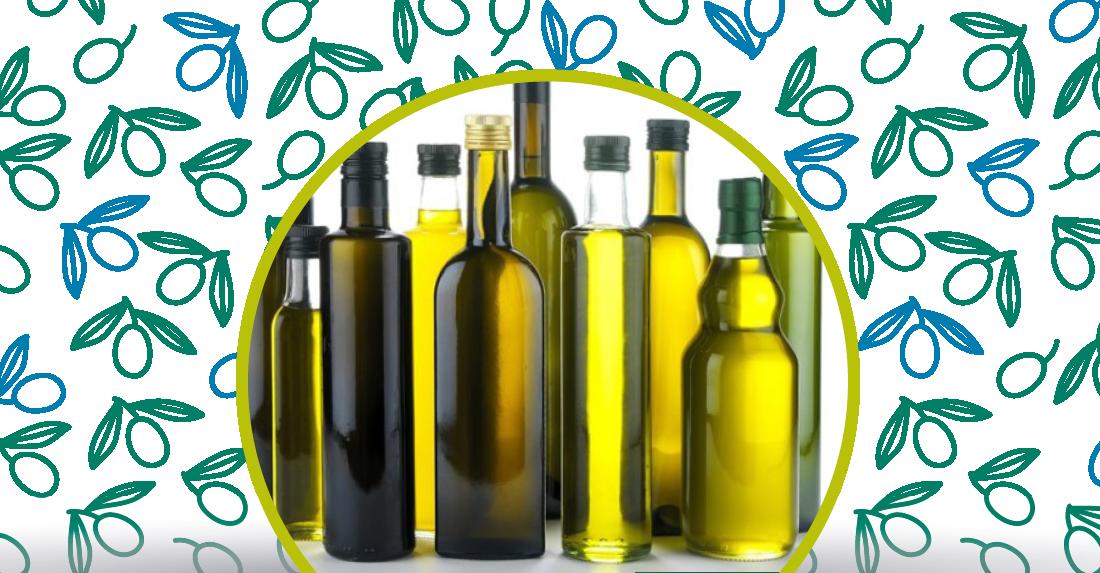 i colori dell'olio extravergine