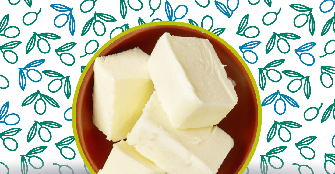il burro tagliato a cubi è meglio dell'olio?