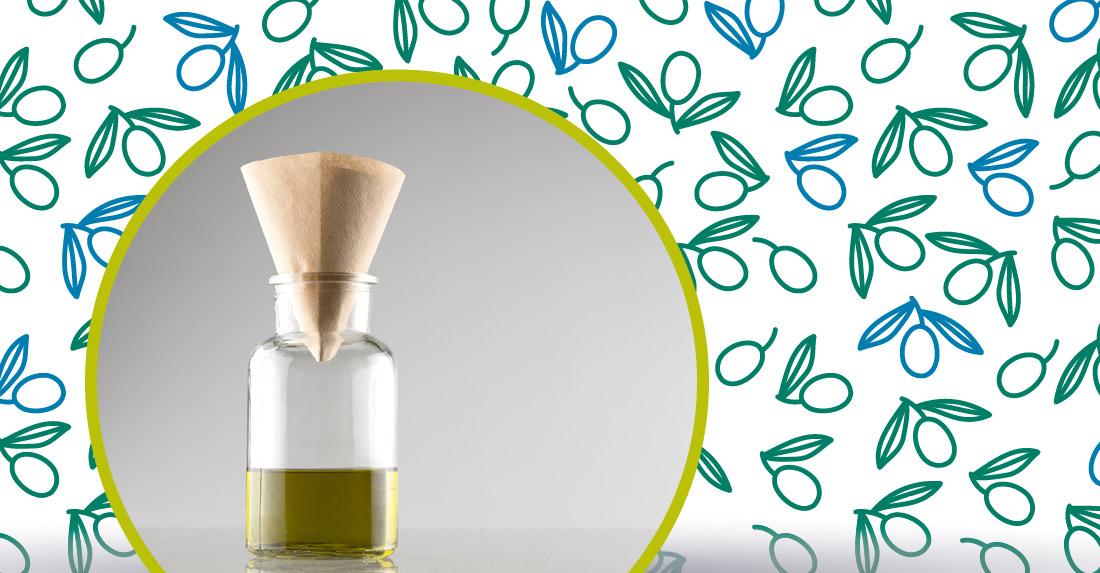 la morchia nell'olio extravergine