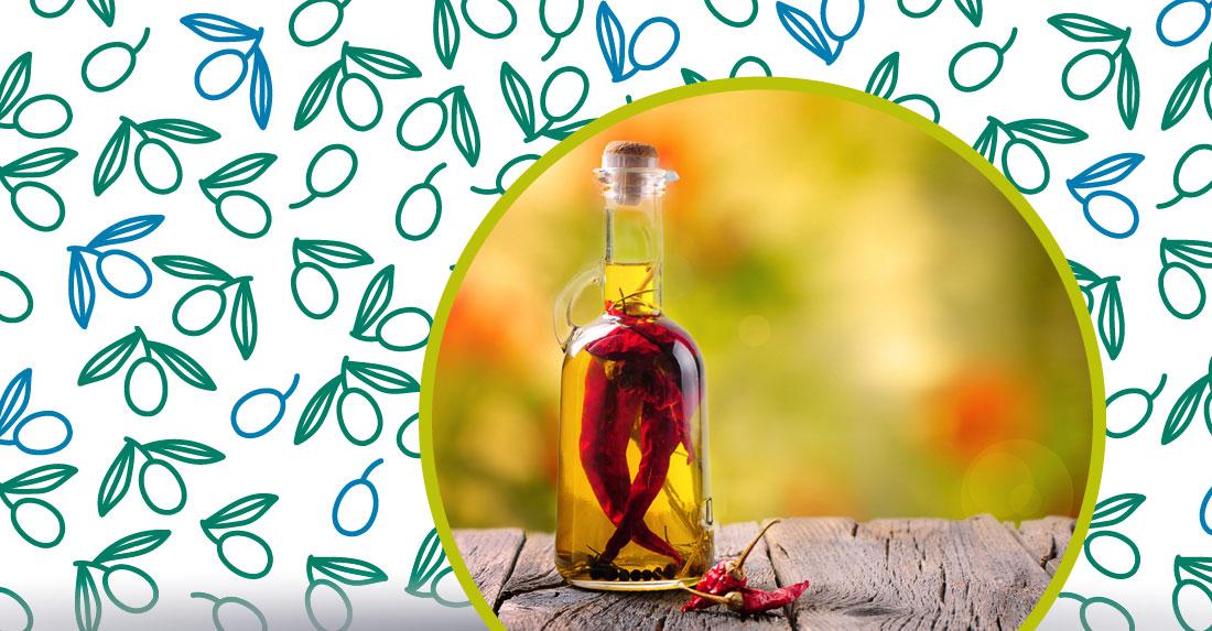 come realizzare l'olio al peperoncino