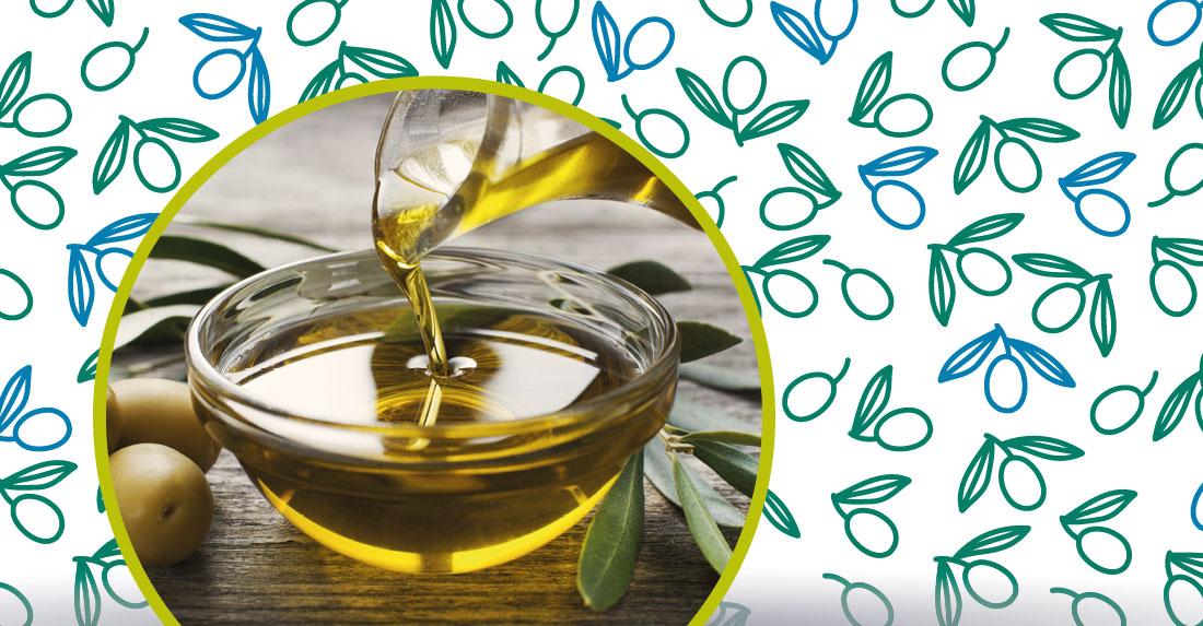 i valori nutrizionale dell'olio extravergine