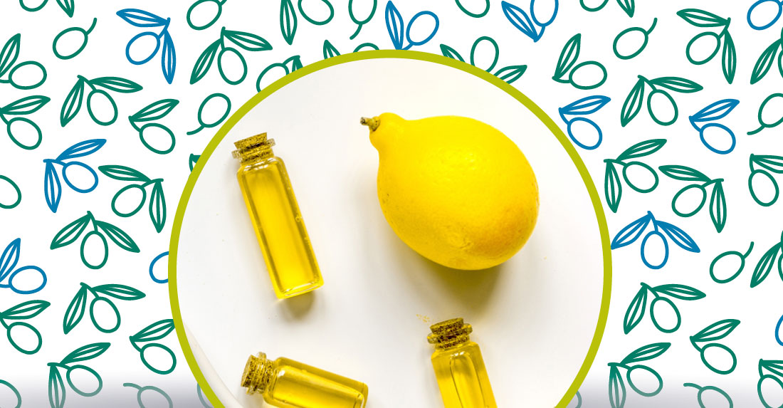 benefici olio extravergine e limone
