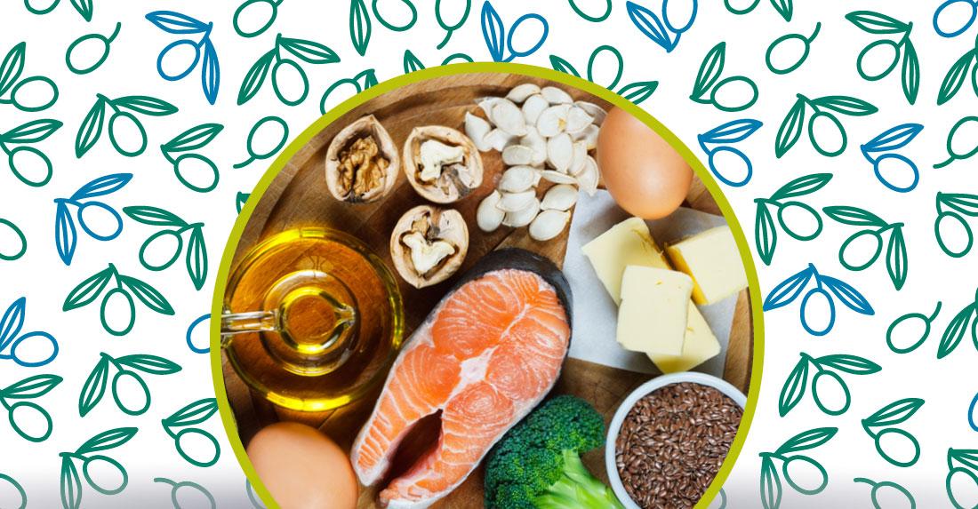 olio extravergine di oliva omega 3